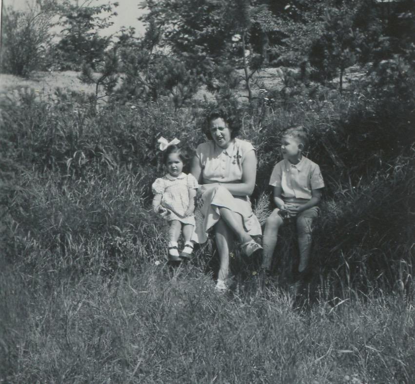 Foto's 1945 1960