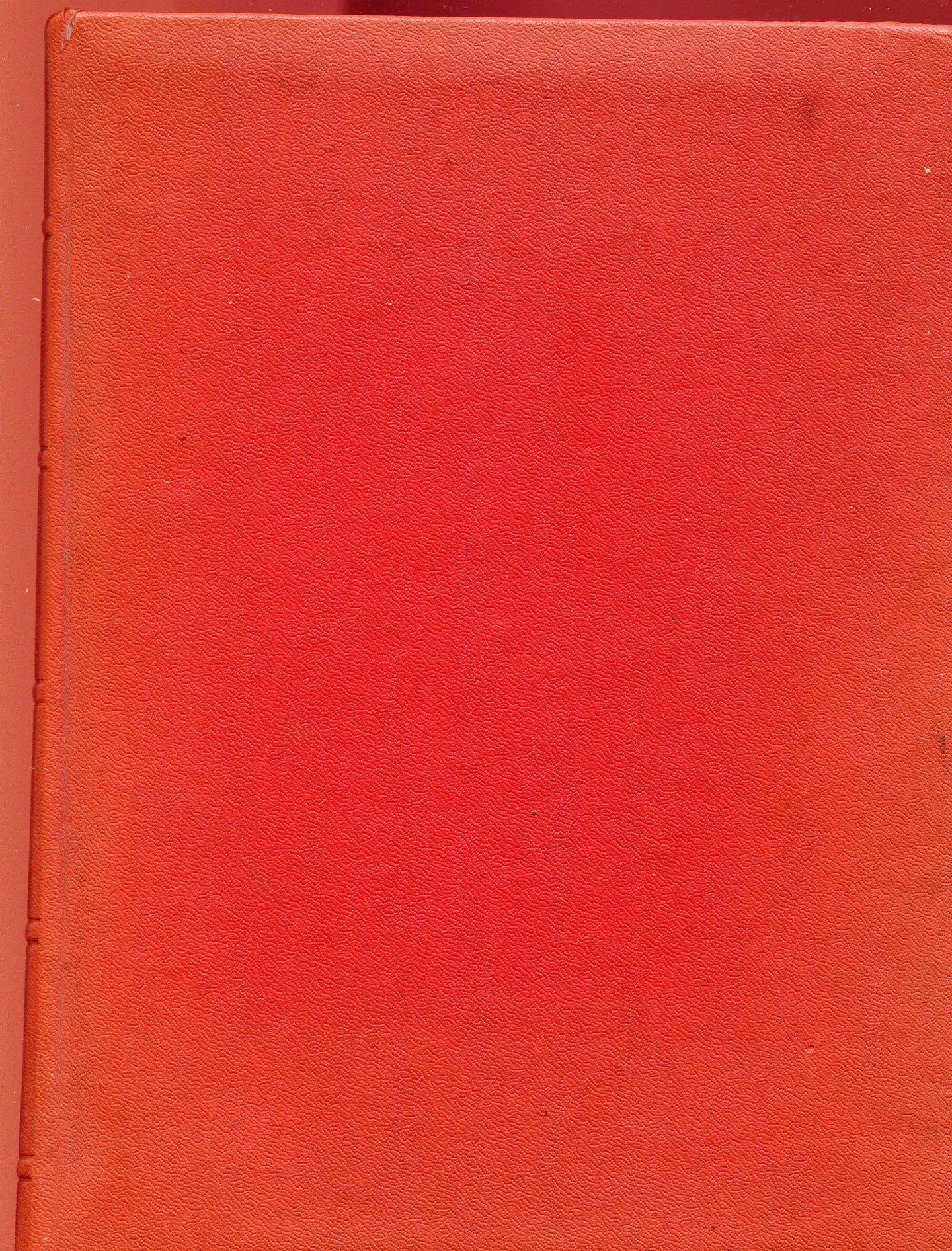 Het rode boek 1957 ev